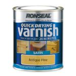 Ronseal Quick Dry Varnish